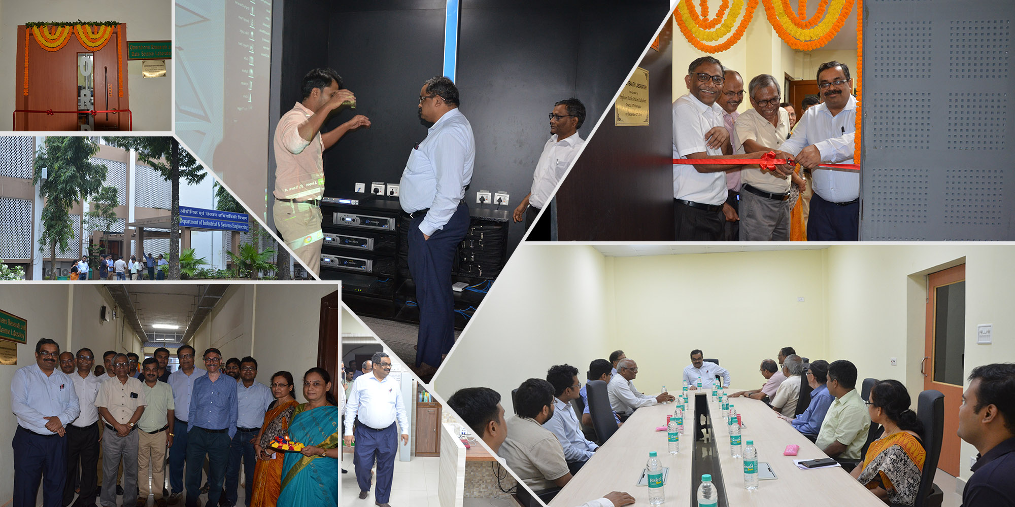 The Industrial and Systems Engineering Department gets a slew of new facilities and laboratories