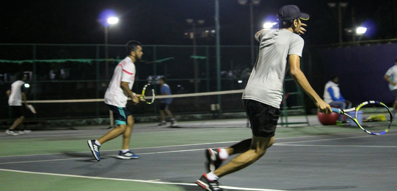 Sports Finds Centre Stage at IIT KGP