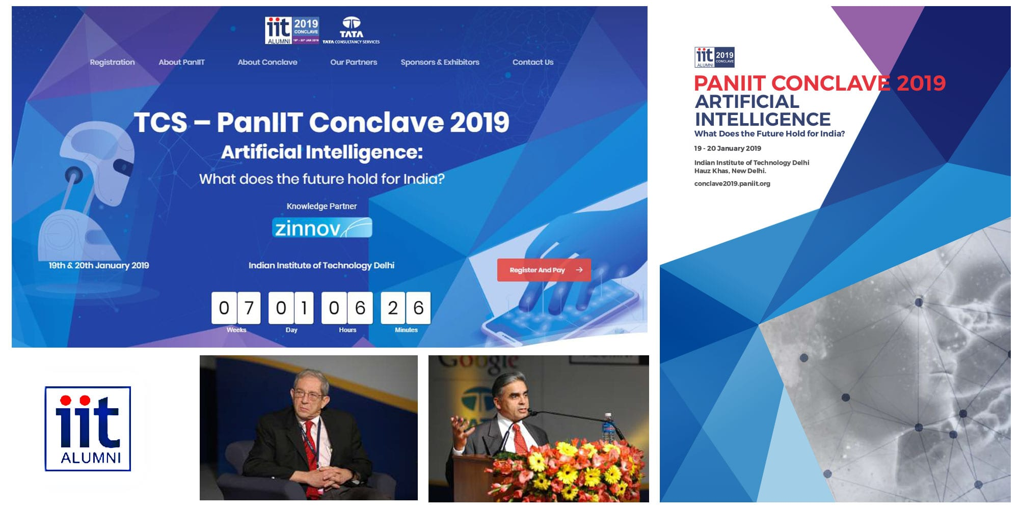 PAN IIT Conclave 2019