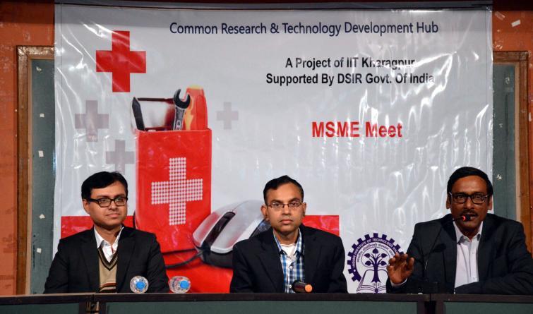 Health-Tech MSME Hub @IITKgp
