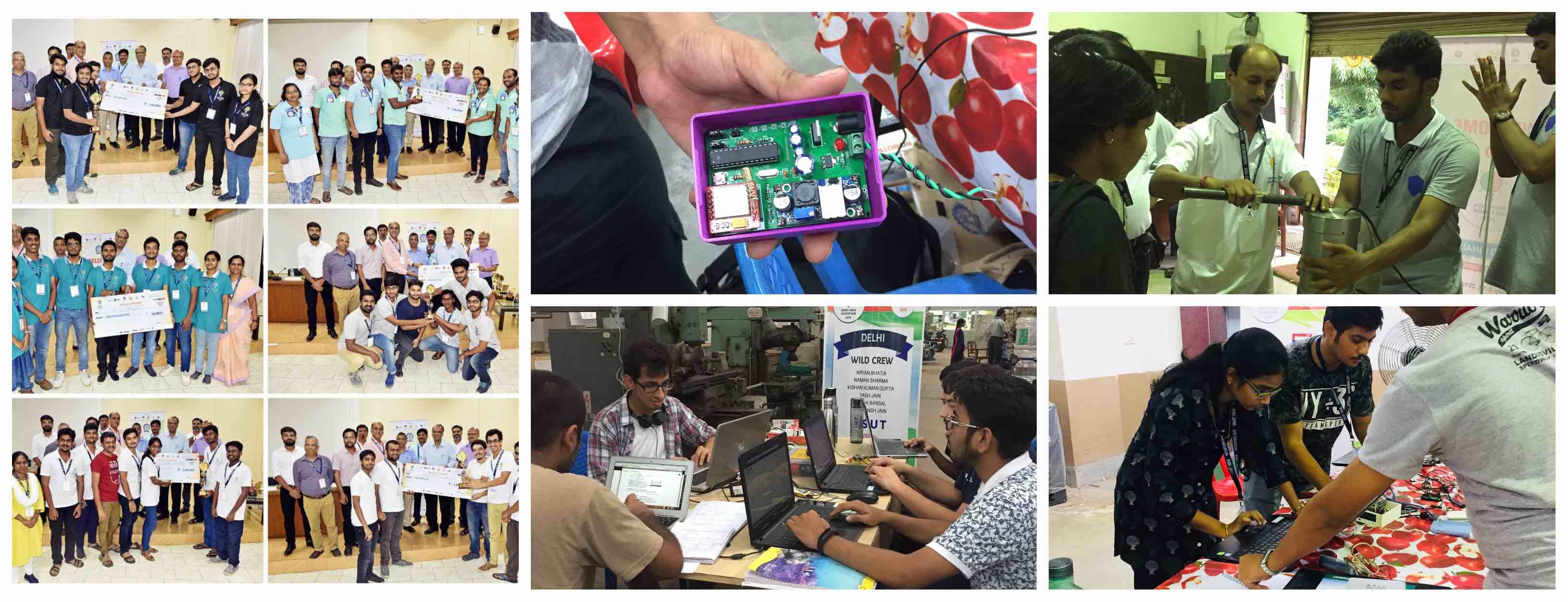 Smart Sensors for Smarter India @SIH2019
