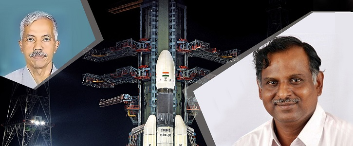 Kgpians Who Steered India's Moonshot