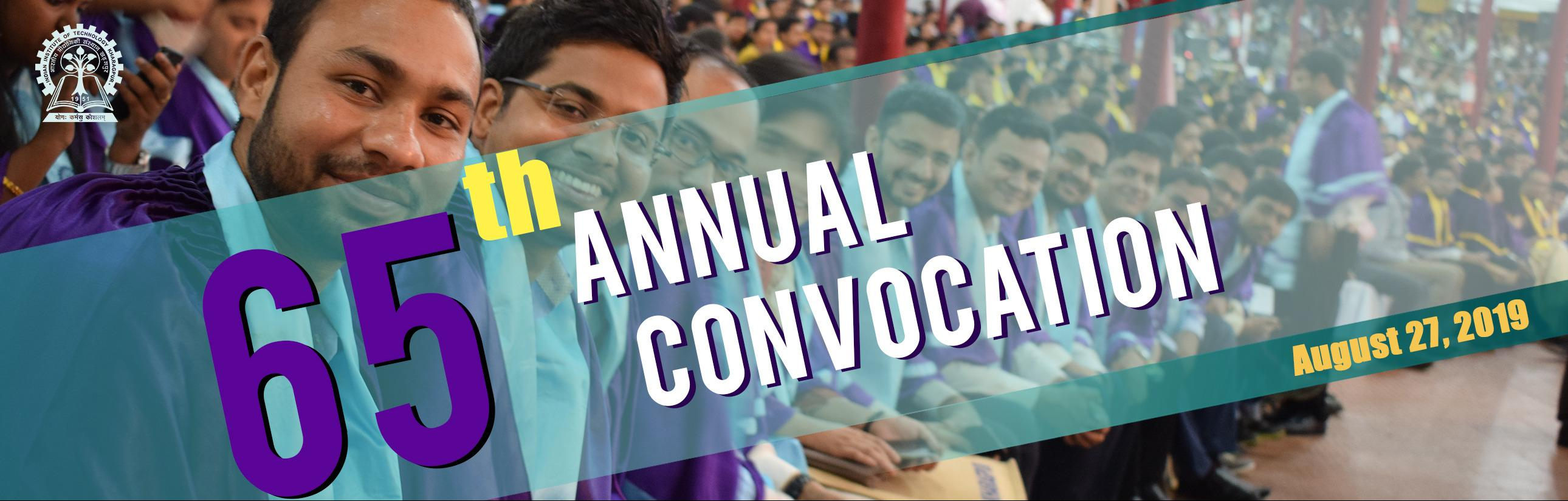 Celebrating the 65th Convocation
