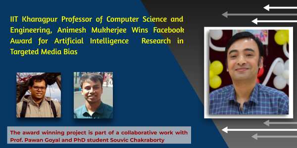 Facebook Awards IIT KGP's AI Research