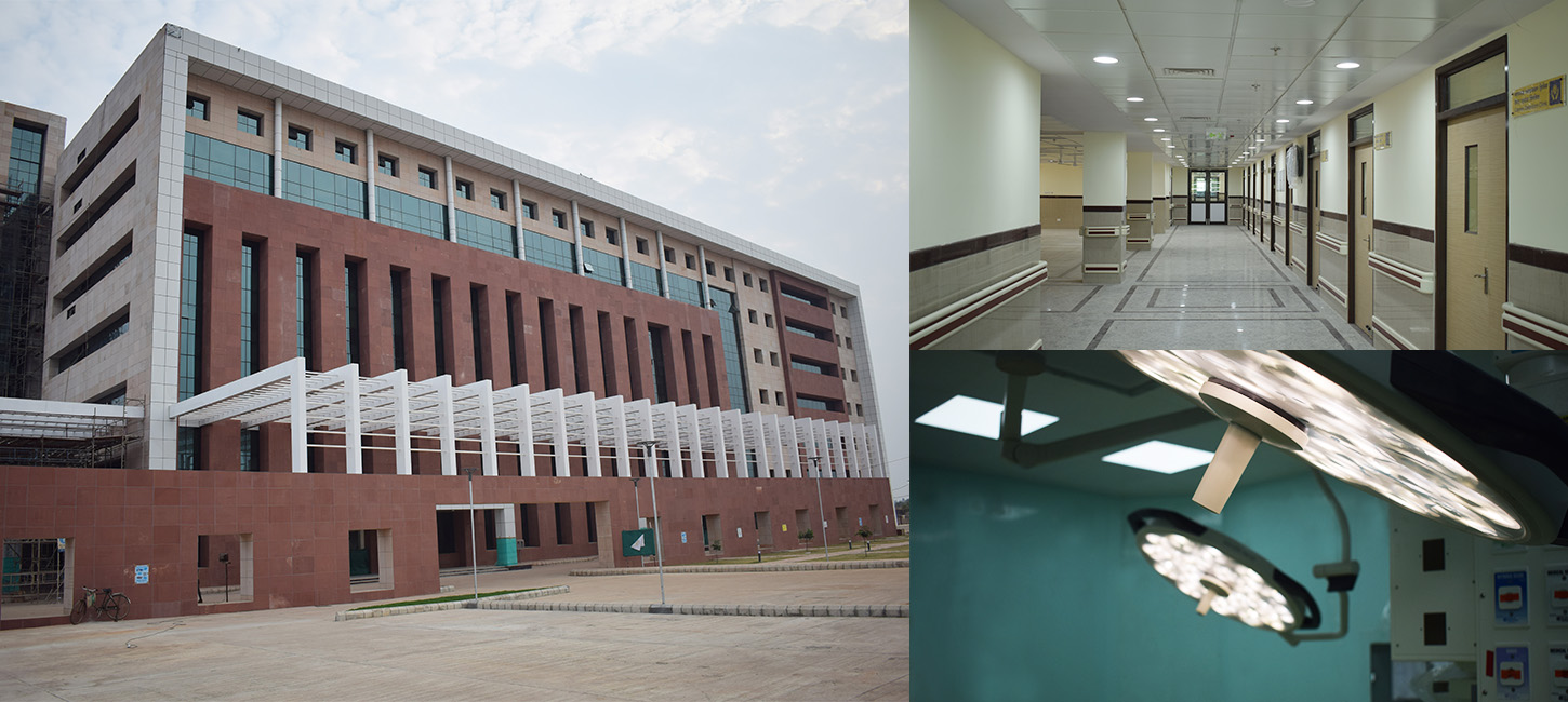 IIT Kharagpur's Healthcare Ecosystem