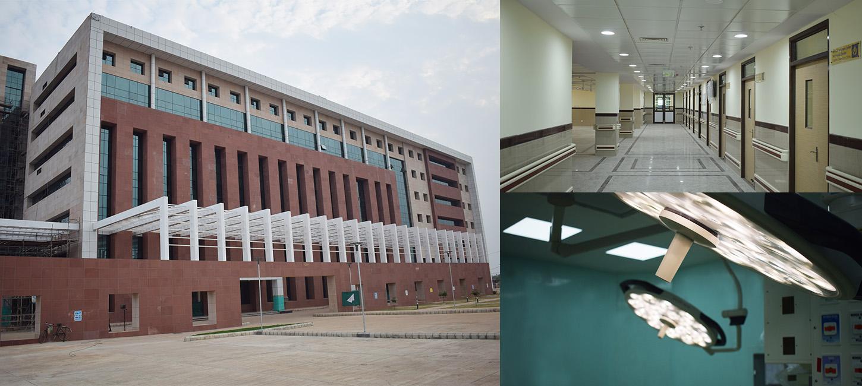 IIT Kharagpur's Healthcare Ecosystem