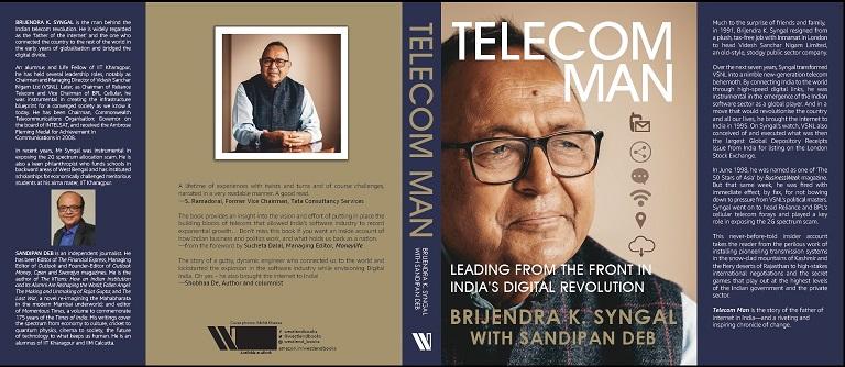 Book Review: The Telecom Man