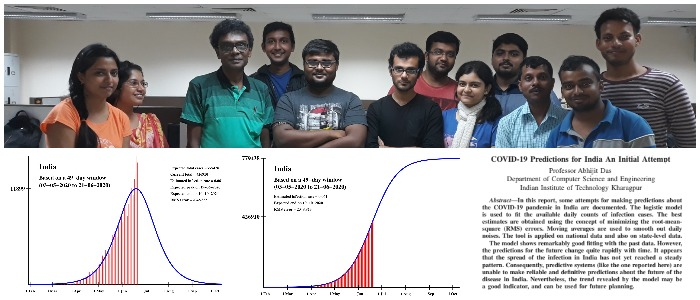 IIT Kharagpur develops COVID-19 Predictive Model for Decision-making