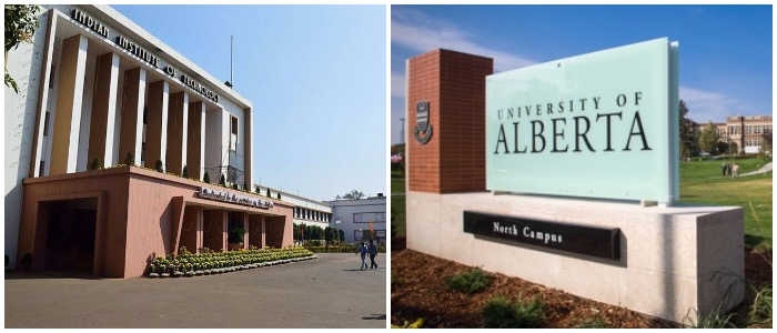 IIT Kharagpur and University Alberta launches Joint Doctoral Program