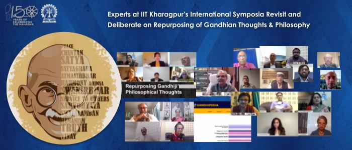 IIT KGP's Gandhian Call