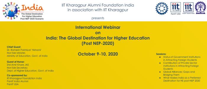 Internationalization Post NEP 2020