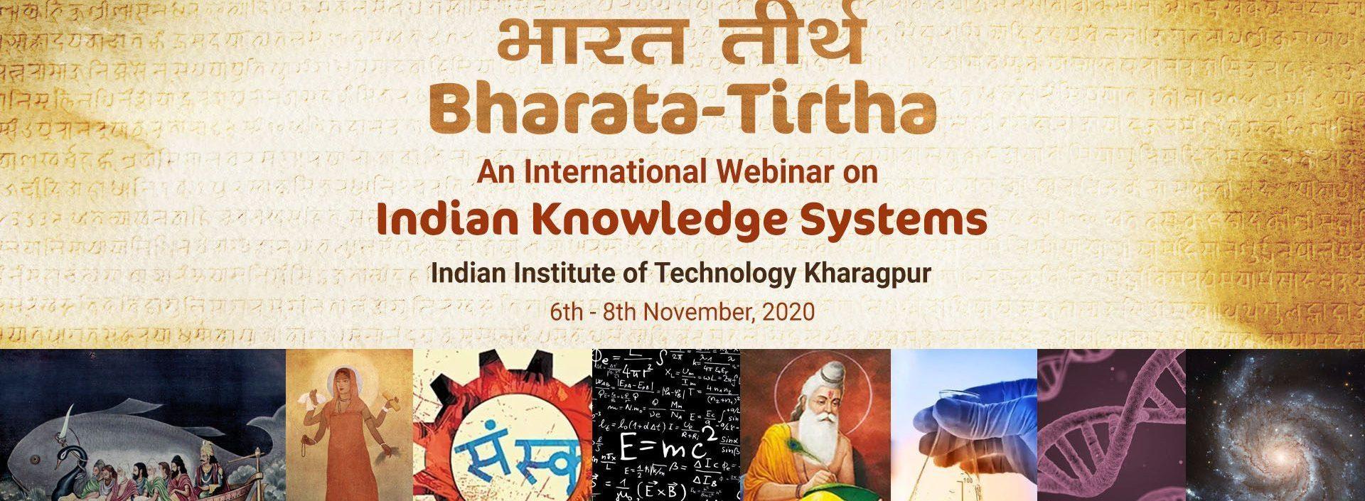 Bharata Tirtha – IKS Webinar