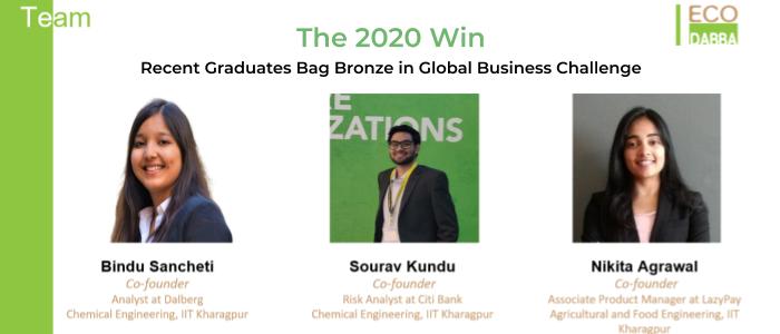 The 2020 Winners