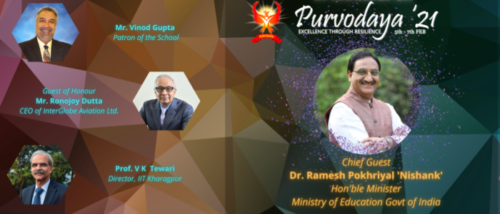 Purvodaya 2021 – Excellence Through Resilience
