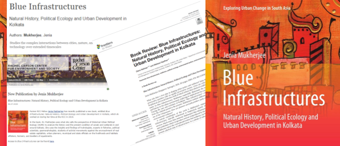 Book Review: Blue Infrastructures by Dr. Jenia Mukherjee