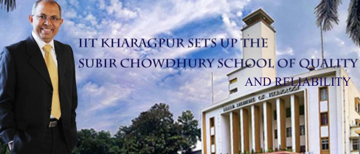 This School at IIT Kharagpur is Upgrading Quality and Reliability for Indian Industries