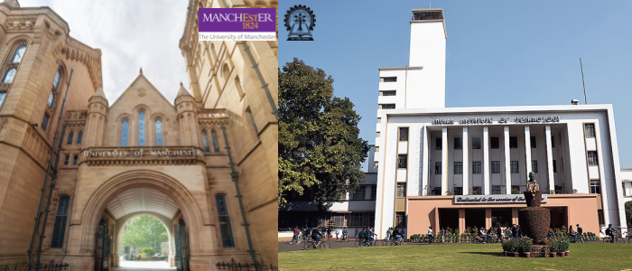 IIT Kharagpur and The University of Manchester Launch Dual Doctoral Programme
