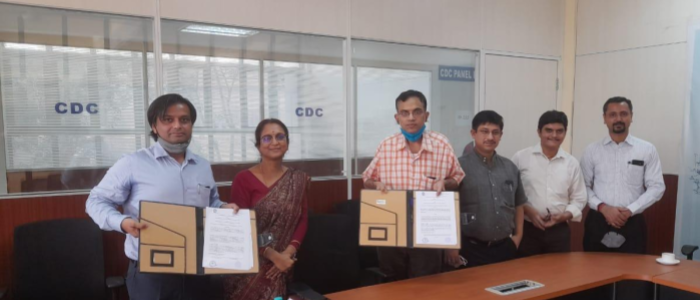 MoU with NCDC to Promote Developments in Cooperatives, Agriculture and Allied Sectors