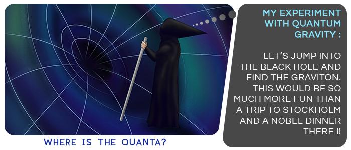 Who needs quantum gravity?