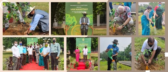 Pledge for Green has not gone unseen