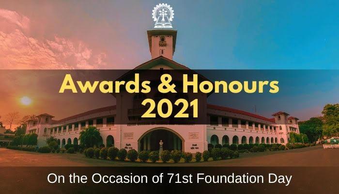 Bestow the Honoury Awards to the Shining Stars