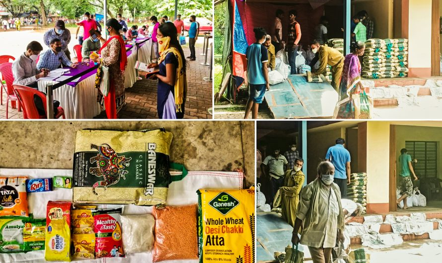 7th Covid Relief Camp: IIT Kharagpur Foundation, USA Continues Its Grand Humanitarian Gesture
