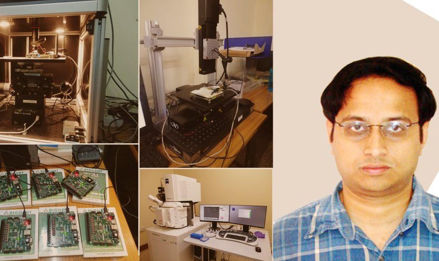 Prof. Debdeep Mukhopadhyay Awarded The Shanti Swarup Bhatnagar Prize For Science And Technology, 2021